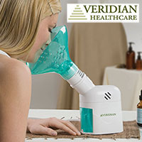 Veridian Steam Inhaler