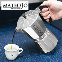 Mateojo Espresso Maker