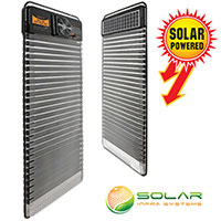 Solar Air Heater-Interior