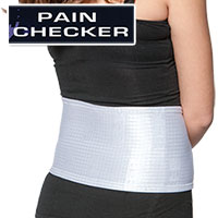 Pain Checker Back Band