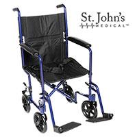 St. John's Medical Wheel Chair