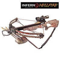 Inferno Hellfire II Crossbow