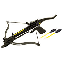 Burst Pistol Crossbow