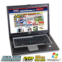 Dell Duo Core Laptop