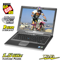 Dell DuoCore Laptop