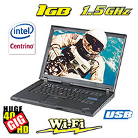 HP Centrino 1.5GHz Laptop