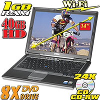 40GB Duo Core Notebook Computer