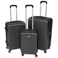 Black Hardshell Luggage Set
