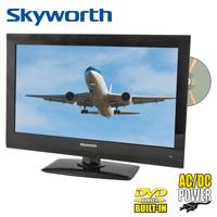 Skyworth 19 inch TV/DVD Combo