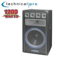 1200W Cabinet Speaker