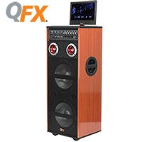 QFX Bluetooth Karaoke Speaker