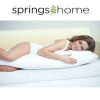 Springs Home Body Pillow - $19.99