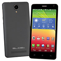 Black Slide 3G Smart Phone