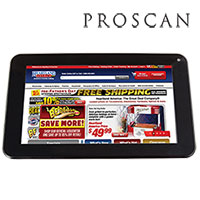 Proscan 7IN Tablet with Android 4.2