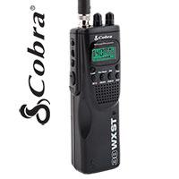 Cobra HH38WXSTT Handheld CB radio