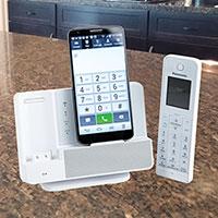 Panasonic Digital Phone - White