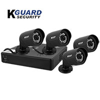 K-Guard DVR Security System