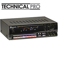 Technical Pro Black Receiver