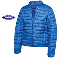 North 40 Mens Jacket - Blue