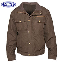 Mens Twill Jacket