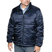 Lightweight Puffy Jacket