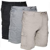 Men's Cargo Shorts - 3 Pack