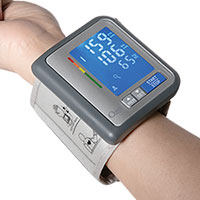 Ozeri Wrist Blood Pressure Monitor