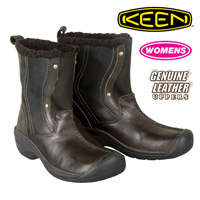 Keen Chester Womens Boots - Black
