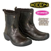 Keen Chester Womens Boots - Black