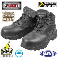 Rocky Chukka Boots