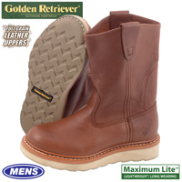 Golden Retriever Wellingtons