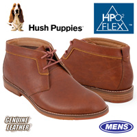 Hush Puppies Devon Hamlin Chukka Boots
