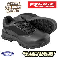 Ridge Oxford Duty Shoes