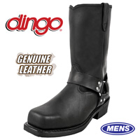 Men's Dingo Harness Boots
