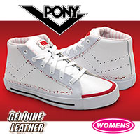 Pony Hi-Top Sneakers