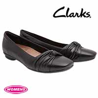 Clarks Candra Gleam Shoe
