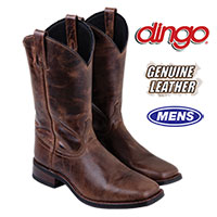 Dingo Wellington Boots