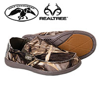 Realtree Canvas Slip-Ons