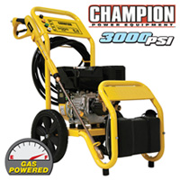 3000PSI Champion Pressure Washer