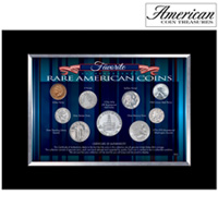 Favorite Rare American Coins