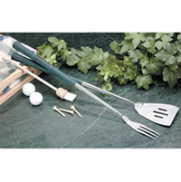 3 Piece Golf BBQ Set