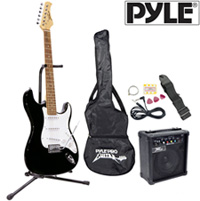 Electric Guitar Set-Black