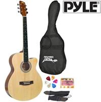 39in Acoustic Guitar w/Case