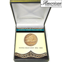 Collector's Favorites  - Flying Eagle Cent 1856-1858