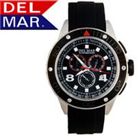Del Mar® Rugged Swiss Chronograph Watch