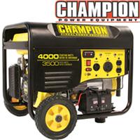 Champion® 3000/3500 Watt Generator
