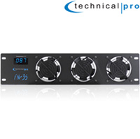 Rack-Mount Triple Fan