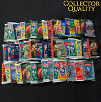 50 Packs Unsearched Football Cards