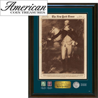New York Times George Washington Commemorative