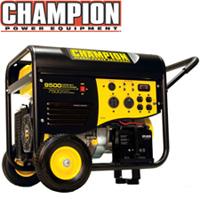 7500/9500 Watt Portable Gas Generator-CARB